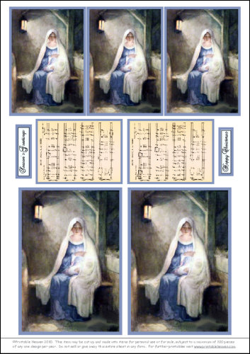 Download - Mary - Motifs