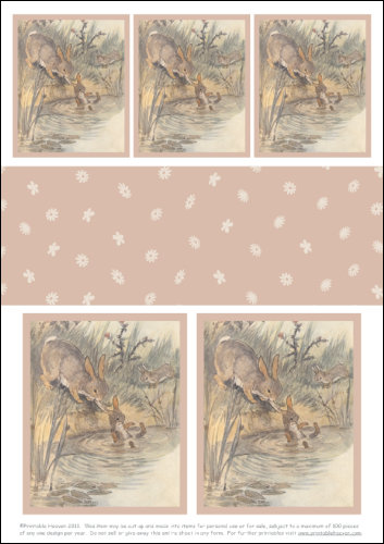Download - Rabbit Rescue - Motifs