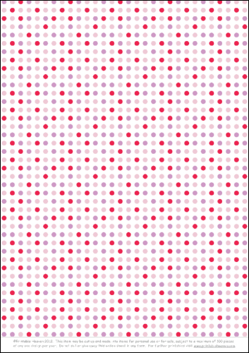 Download - Background Dots - Pink