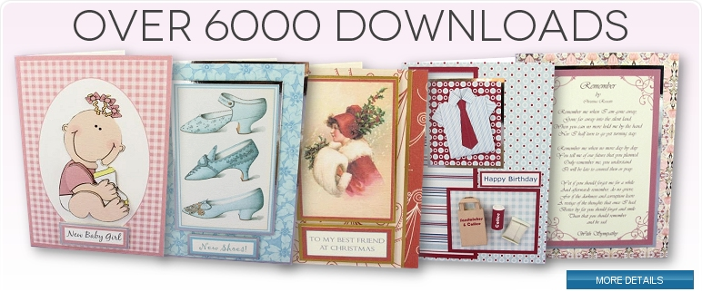 Over 6000 Downloads