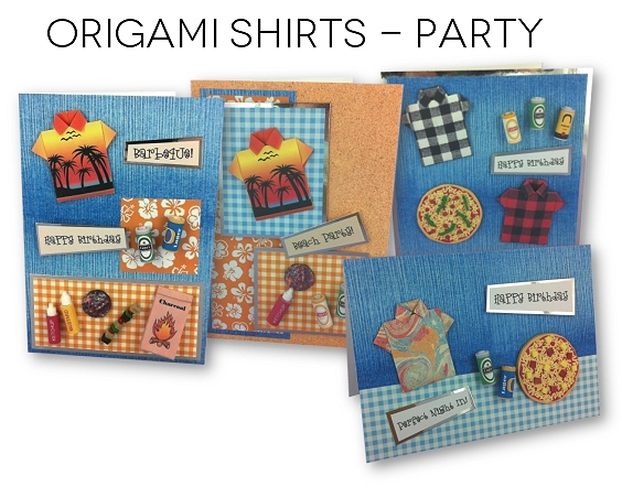 Origami Shirts - Party