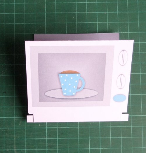 Microwave Chocolate Cake in a Mug