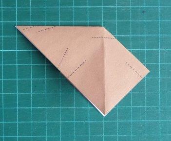 Origami Reindeer