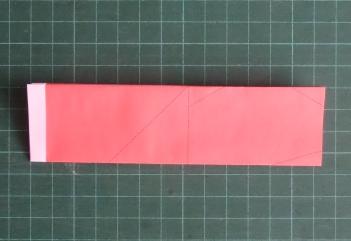 Origami Stocking