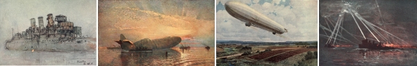 World War 1 Ships & Airships