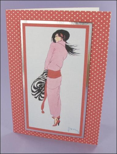 Project - Sheath Skirt card