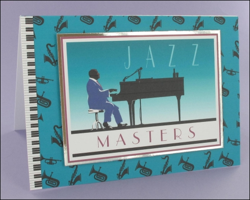 Project - Jazz Masters card