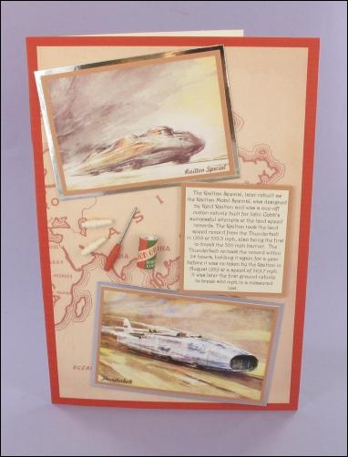 Project - Railton & Thunderbolt card