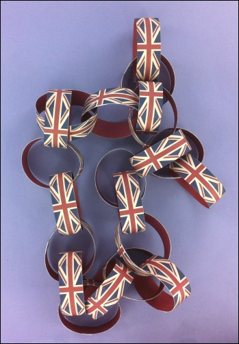 Project - Vintage Street Party Paper Chains