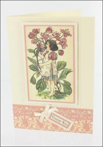 Project - Hawthorn Girl card
