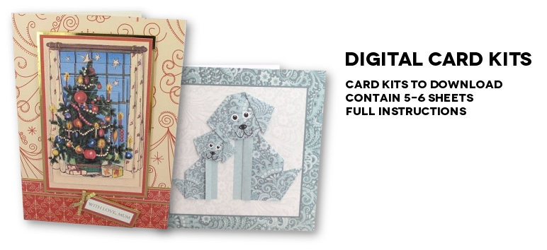 Digital Card Kits